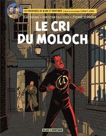 Blake Et Mortimer T.27 ; Le Cri Du Moloch