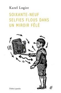 Soixante-neuf Selfies Flous Dans Un Miroir Fele