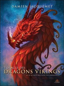 L'oracle Des Dragons Vikings : Jeu De 40 Cartes