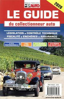 Le Guide Du Collectionneur Auto (edition 2019)
