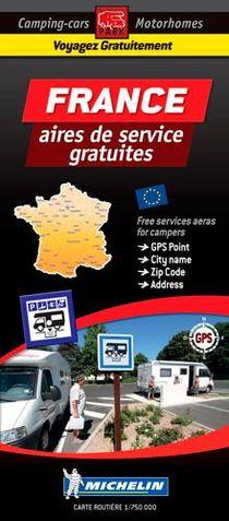 France, Aires De Service Gratuites