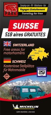 Trailer's Park ; Suisse ; 518 Aires Gratuites