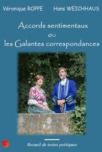 Accords Sentimentaux Ou Les Galantes Correspondances