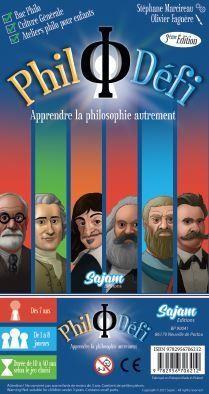 Philodefi : Apprendre La Philosophie Autrement (3e Edition)