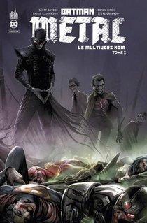 Batman Metal Hors-serie ; Le Multivers Noir T.2