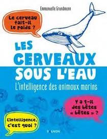 Les Cerveaux Sous L'eau ; L'intelligence Des Animaux Marins
