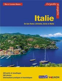 Guide Imray ; Italie ; De San Remo A Brindisi, Sicile Et Malte (edition 2021)