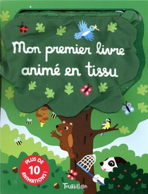 Mon Premier Livre Anime En Tissu
