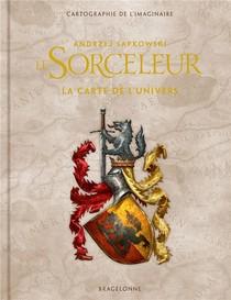 The Witcher ; Le Sorceleur : La Carte De L'univers