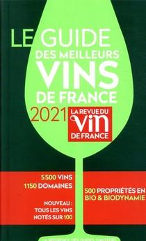 Le Guide Des Meilleurs Vins De France (edition 2021)