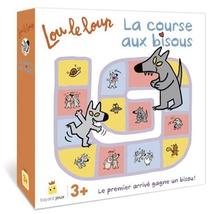 Lou Le Loup ; La Course Aux Bisous