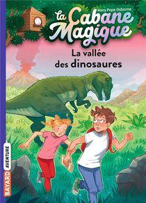 La Cabane Magique T.1 ; La Vallee Des Dinosaures