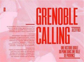 Grenoble Calling : Une Histoire Orale Du Punk Dans Une Ville De Province