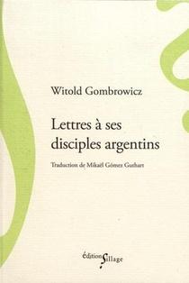 Lettres A Ses Disciples Argentins