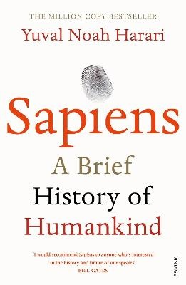 Sapiens ; A Brief History of Humankind