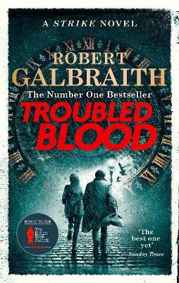 Troubled Blood ; Winner of the Crime and Thriller British Book of the Year Award 2021