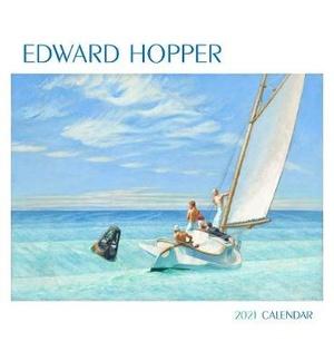 Edward Hopper 2021 Wall Calendar