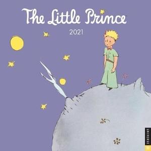 The Little Prince 2021 Wall Calendar