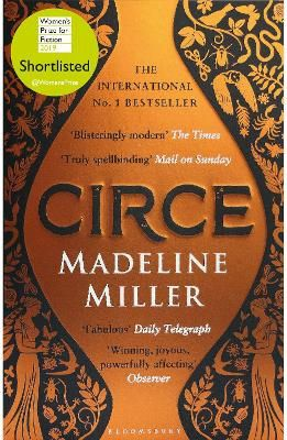 Circe ; The No. 1 Bestseller from the author of The Song of Achilles