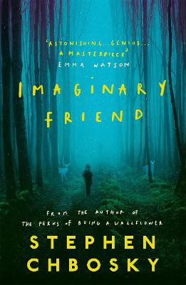 Imaginary Friend ; The new novel from the author of The Perks Of Being a Wallflower