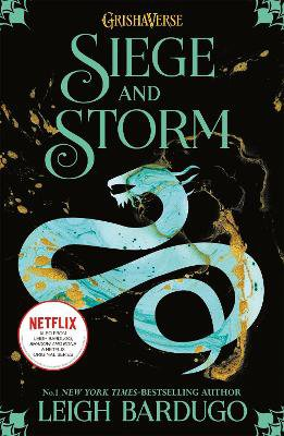 Shadow and Bone: Siege and Storm ; Book 2