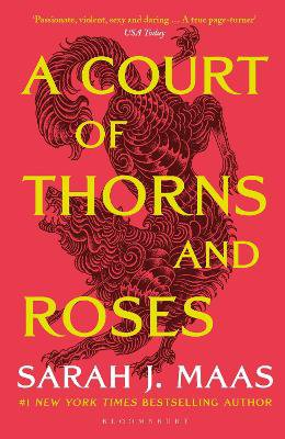 A Court of Thorns and Roses ; The #1 bestselling series