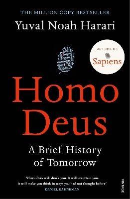 Homo Deus ; A Brief History of Tomorrow