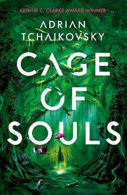 Cage of Souls ; Shortlisted for the Arthur C. Clarke Award 2020