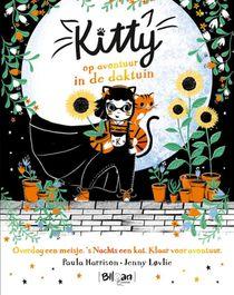 Kitty op avontuur in de daktuin