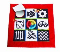 CRAWL AND DISCOVERY TAPIS D'EVEIL