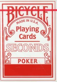 Poker Classic Bicycle Seconds