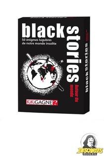 Black Stories Autour Du Monde