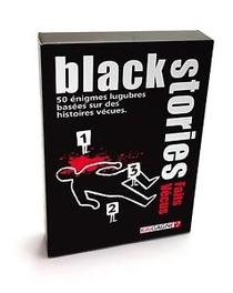 BLACK STORIES FAITS VECUS.