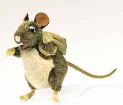 MARIONNETTE RAT QUI RAMASSE