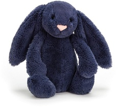 BASHFUL NAVY BUNNY MEDIUM