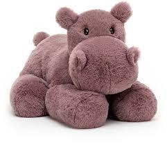 PELUCHE HIPPOPOTAME HUGGADY LARGE
