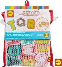 ABC STICKERS DE BAIN