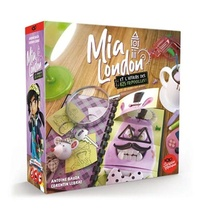 Qui peut aider Mia London ?