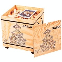 Boite en bois 1000 planchettes