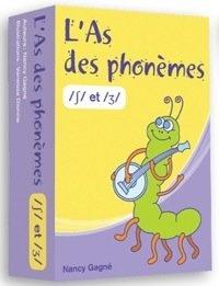L'as Des Phonemes  Ch  Et J