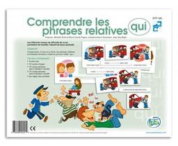 COMPRENDRE LES PHRASES RELATIVES - QUI
