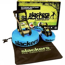 SLACKERS SLACKLINE SET CLASSIC