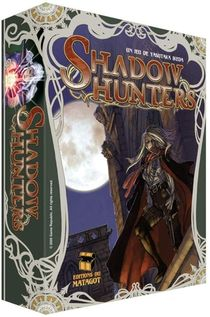 Shadow Hunters - ext. Personnages alternatifs