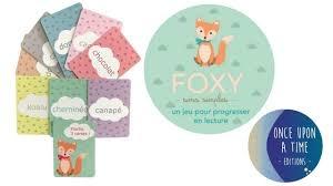 Foxy - Sons Simples - Un Jeu Pour Progresser En Lecture