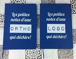 Carnet - Les Petites Notes D'une Logo Qui Dechire