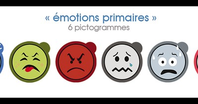 Kit Emotions Primaires
