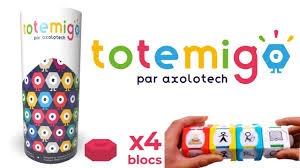 Totemigo - Kit 4 Blocs