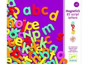 83 Script Letters - Magnets