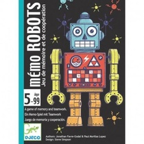 MEMO ROBOTS