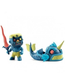 ARTY TOYS - PIRATE - TERRIBLE ET MONSTER